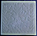 Leaf Design  - Concrete Stepping Stone Mold