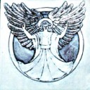 Angel of Hope  - Concrete Stepping Stone Mold