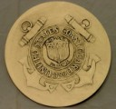 US Coast Guard  - Concrete Stepping Stone  Mold