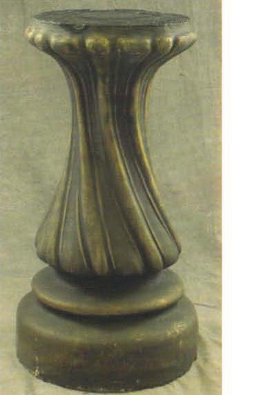 Catawba Table Pedestal Mold ABS Mold For Concrete
