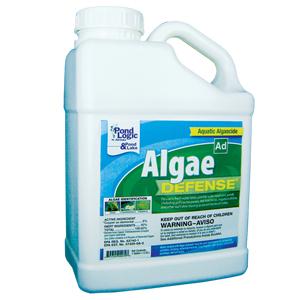 Pond Logic Algae Defense Algaecide 1 Quart Airmax