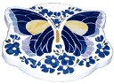 Butterfly for stained glass - Concrete Stepping Stone  Mold
