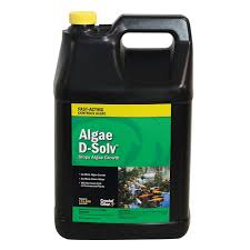 CrystalClear® Algae D-Solv™ Stops Algae Growth - 2.5 Gallon