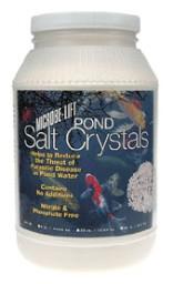 Microbe-Lift Pond Salt Crystals 9-Lb