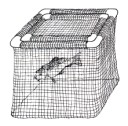 Nycon FLC-1 Fish Cage 1x3x2deep