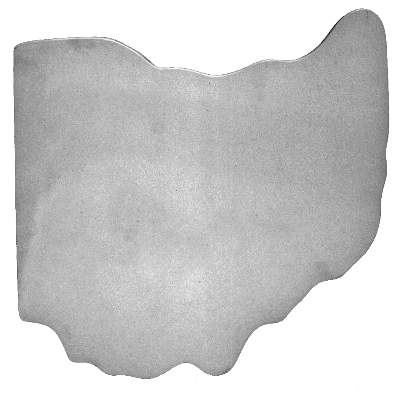 Shapes Of States Inthe Usa Concrete Molds United States Concrete Molds