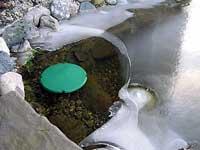 200 Watt Heated Pond Saucer De-Icer