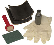 Pond Liner Repair Kit - Complete Kit for small pond liner repair