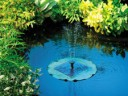Solar Floating Pond Lily