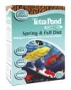 Tetra Pond Spring & Fall Diet 1-L / 7.05-oz.