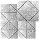 Cane ridge Stone  - Concrete Stepping Stone  Mold