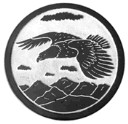 Flying Eagle  - Concrete Stepping Stone  Mold