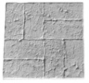 Main St USA  - Concrete Mold