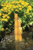Pouring Three-Tier Bamboo Fountain w/pump  by Aquascape