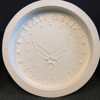 UNITED STATES AIR FORCE Design #2 Concrete Mold