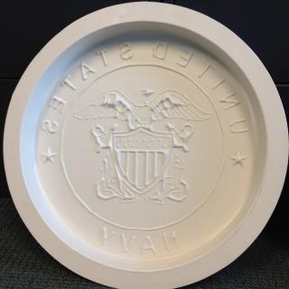 UNITED STATES NAVY Concrete Mold #2