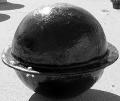 Concrete Sphere Mold Concrete Ball Mold Fiberglass
