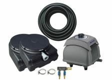 MATALA PRO 4  PLUS EZ AIR KIT | For Ponds Between 8000 - 20000 Gallons | Depending upon fish Load