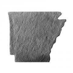 Arkansas Concrete Mold - Slate
