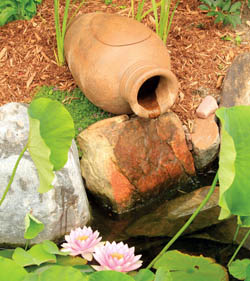 Pond Filter Urn  Large Size By Aquascape