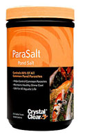 Crystal Clear Parasalt 2-Lb (CC158-2)